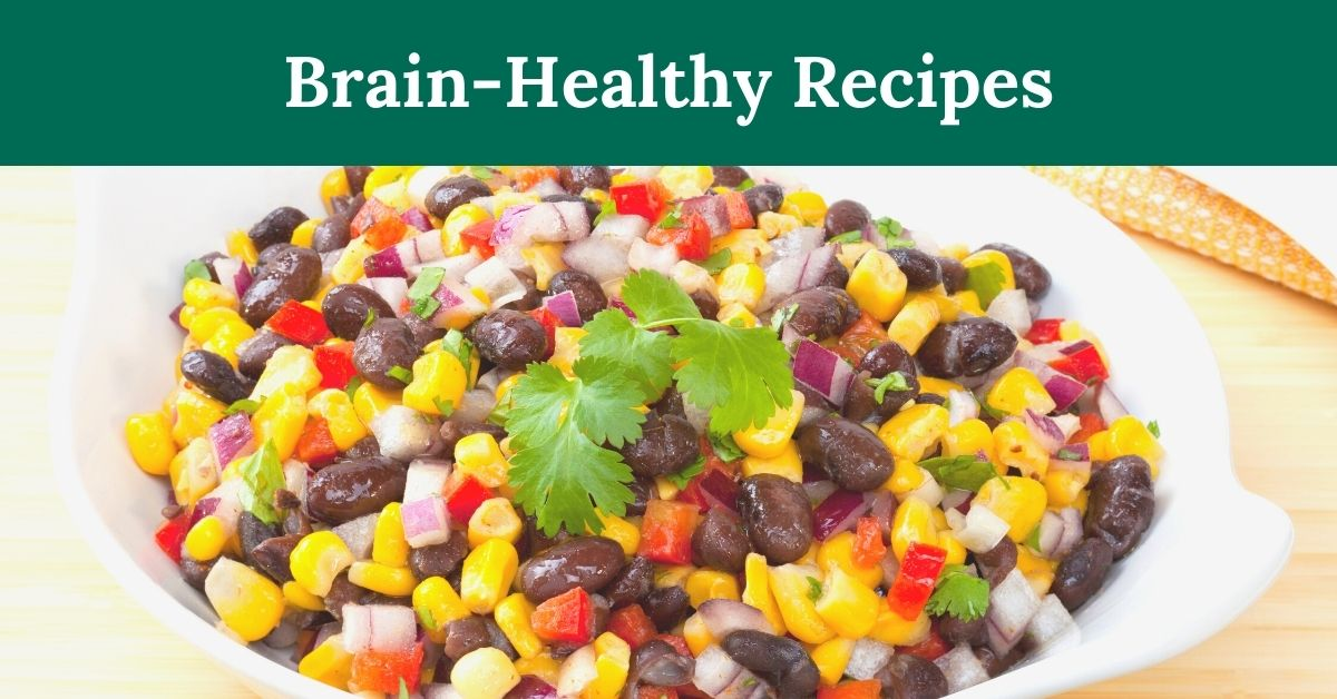 Brain-Healthy Recipes