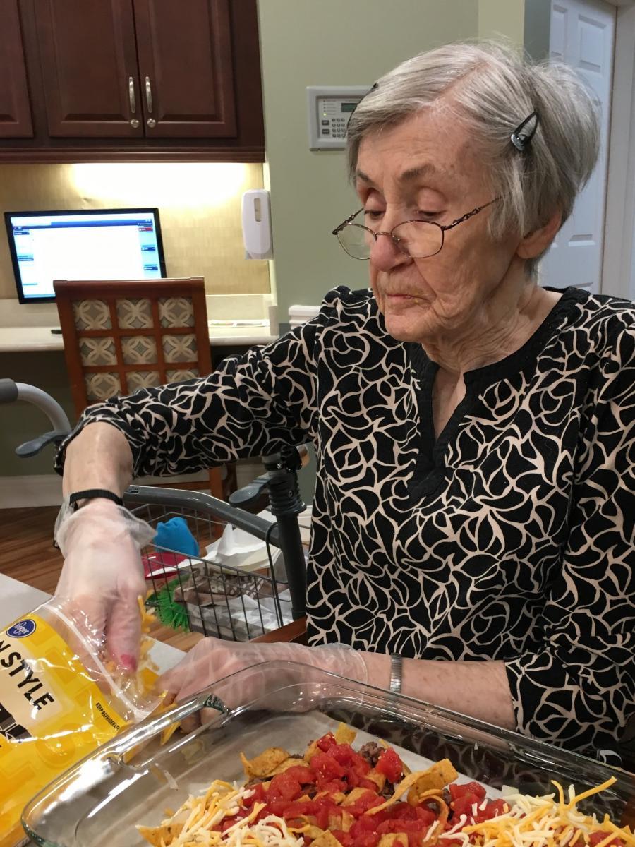 joan cooking
