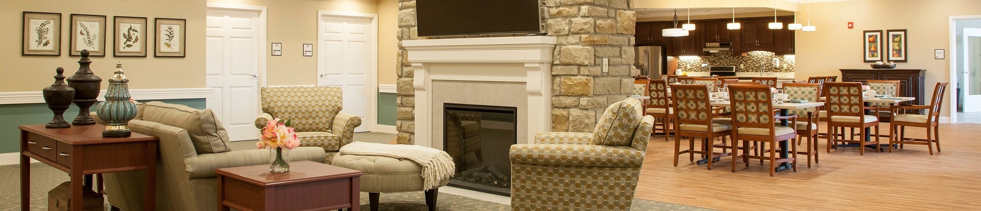 Services & Amenities for Senior Living