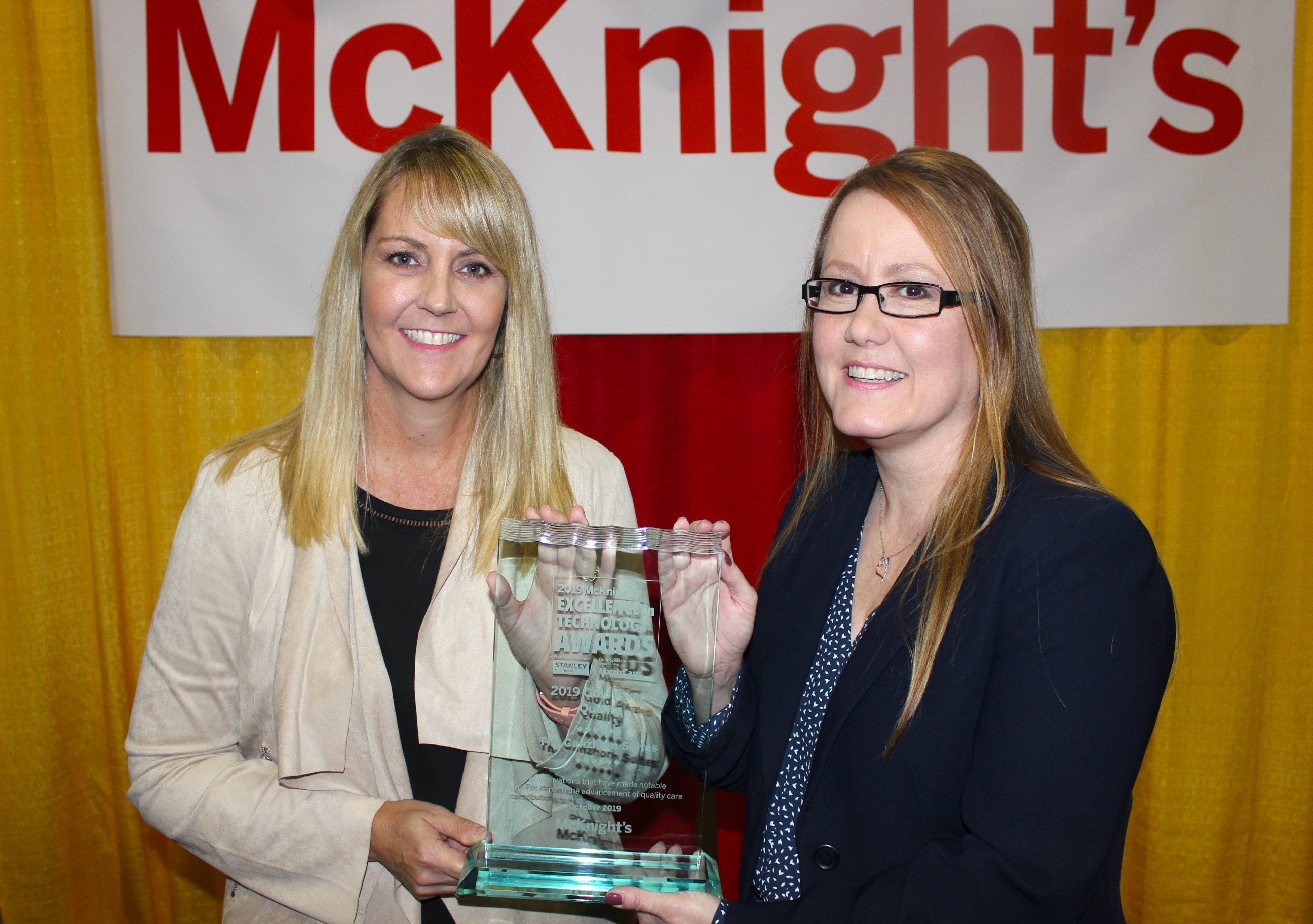 McKnights Tech Award