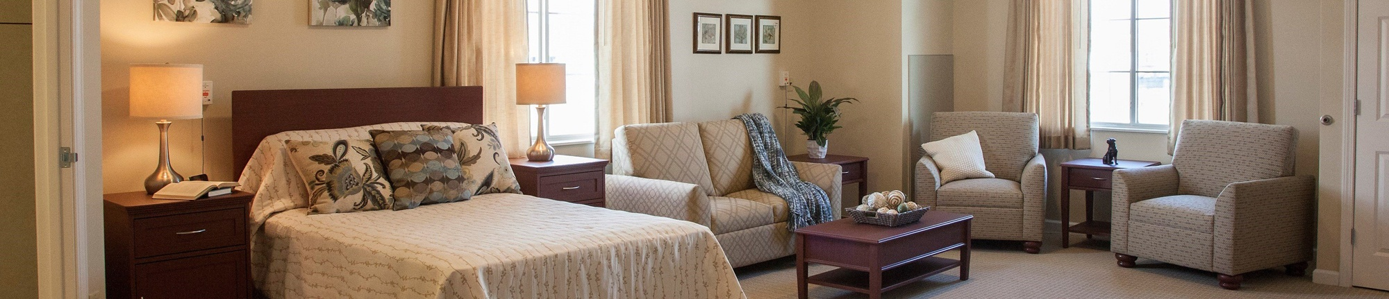 Suite Design for Assisted Living